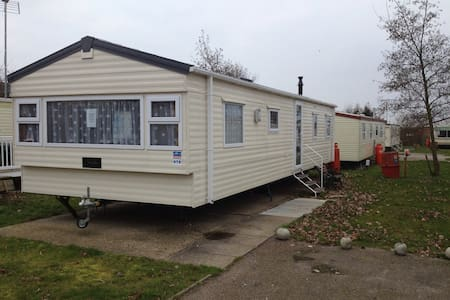 8 berth static caravan Clacton - Clacton-on-Sea - Van