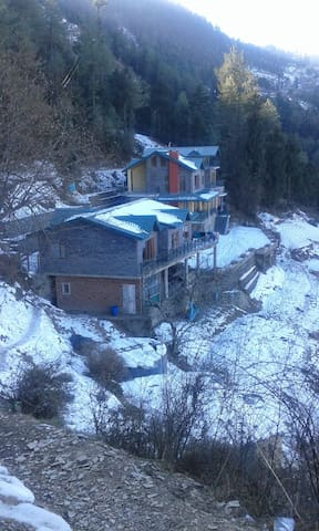 A cosy cottage in the midst of the Kufri hills