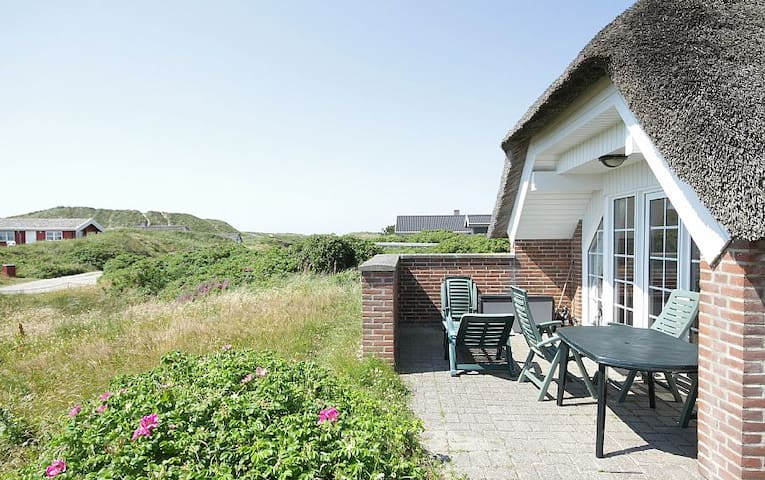 Beach Cabin Between the Sand Dunes - Ringkøbing - Cabin