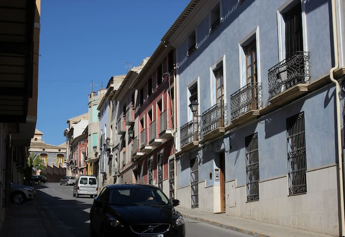B&B Parador 17 in the beautiful old town!. - Cehegín