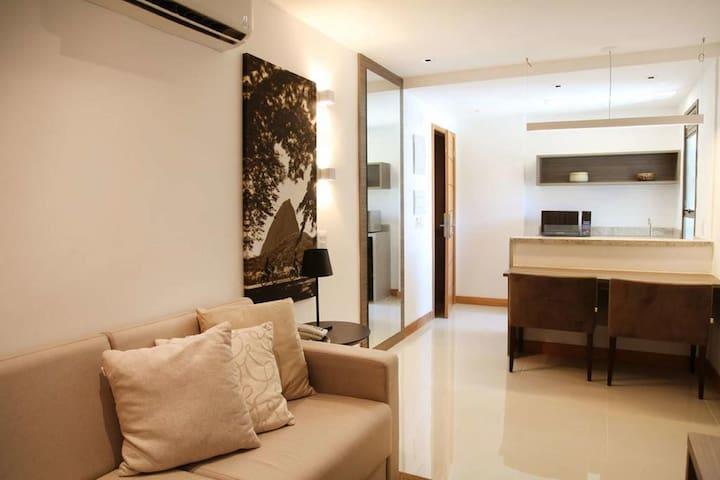 Apart hotel prox ao Rio Centro e Parque Olímpico