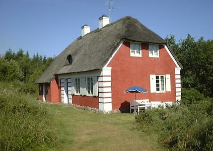Classic Danish summer cottage - Fjerritslev