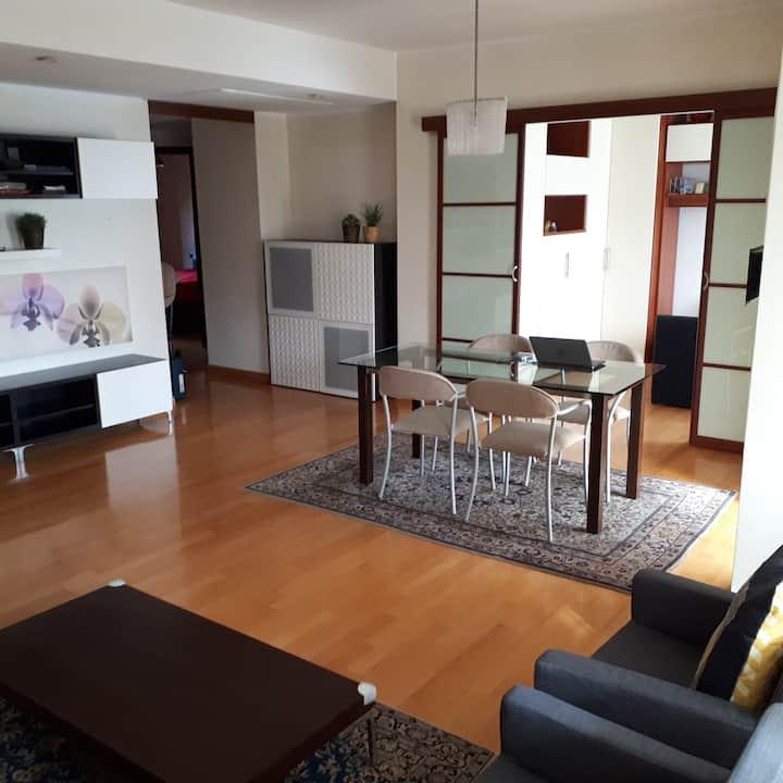 Appartamento ristrutturato Roma Nord (6+2 pl)