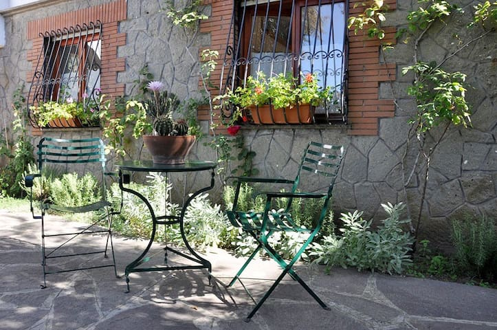 Apt. in villa with garden ( Wi-Fi ) - Albano Laziale - Apartment