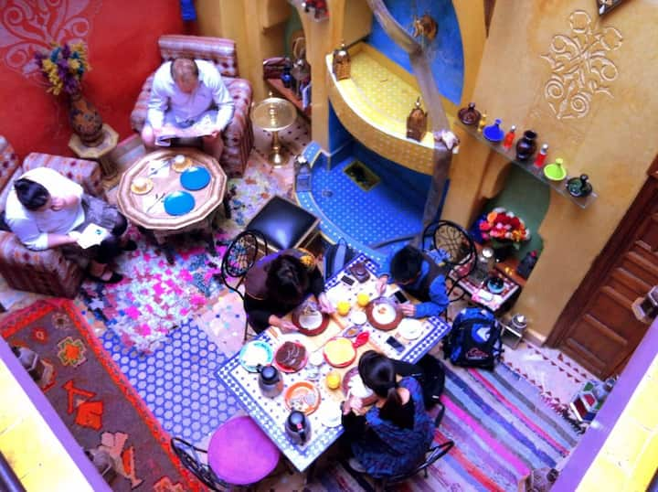 DORM Flashpacking in the Medina