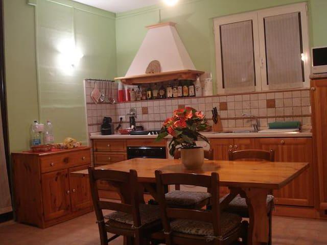 Casa Vacanza low cost Umbria - Pietrauta - Byt
