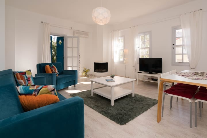 A cozy garden flat in Kas center - kaş - 公寓