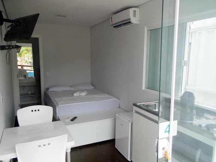 Studios Kuta (1x Double Bed) - Praia de Camburi