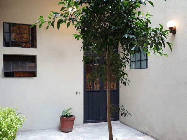 NEW COLONIAL LOFT HISTORIC CENTER - Cidade do México - Apartamento