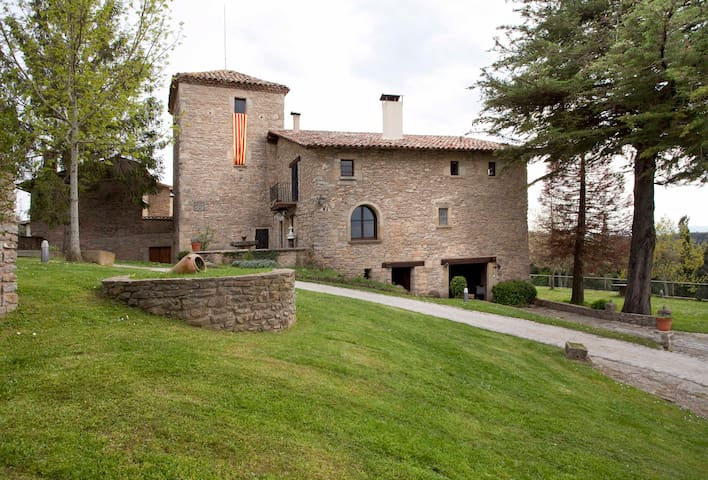 Enjoy contryhouse in Osona - Tavèrnoles - Appartement