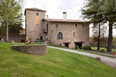 Enjoy contryhouse in Osona - Tavèrnoles - Lejlighed