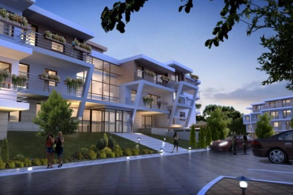 Lux Apt Ramona Terrace 400m Beach Apartments For Rent