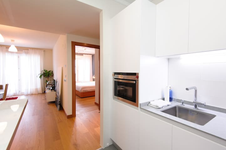 LUXURY - COMFORTABLE- BILBAO CENTER - Bilbao - Apartament
