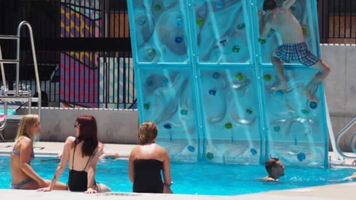 Splish Splash Studio in OTR by Ziegler Park Pool