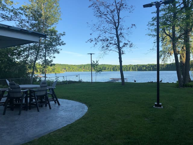 Muskegon River vacation rental in Rogers Heights