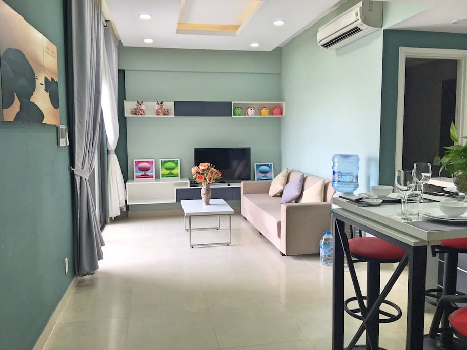 Cheap Masteri 2 Bedroom Bath Apartment For Rent Apartments For Rent In Long B Nh H Ch Minh
