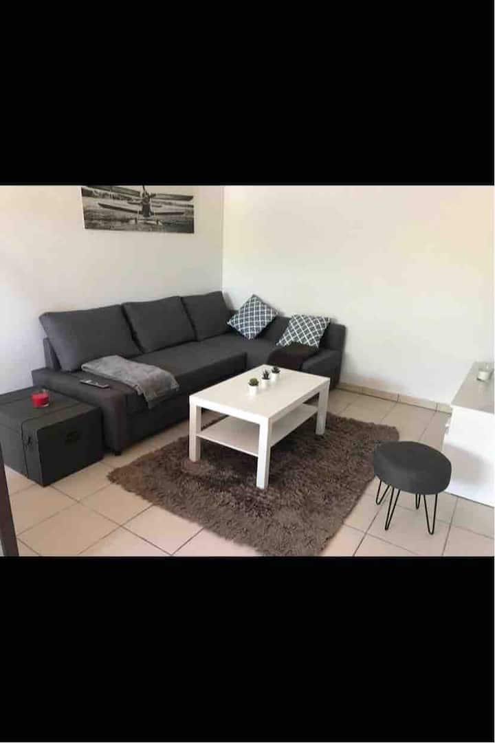 Somptueux appartement avec terrasse