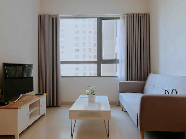 168PROPERTY Cozy 01BR Masteri ThaoDien high floor