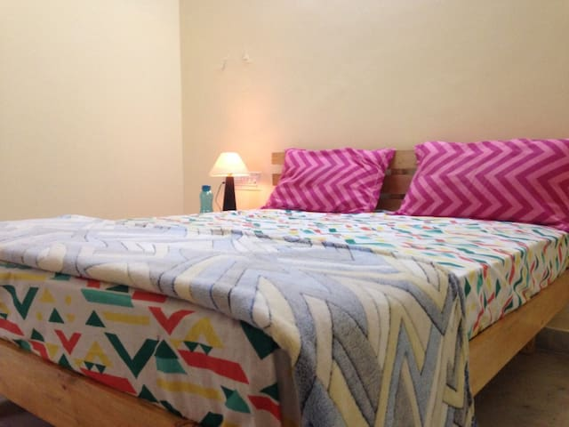 Private cozy space - Bangalore - Huis