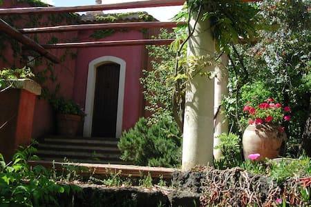 cosy tiny villa in Nicolosi/Etna - Nicolosi