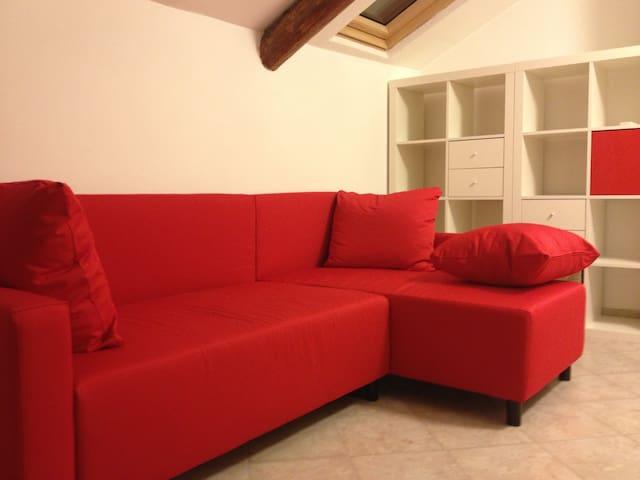 Attic in Grugliasco - Grugliasco - Lägenhet