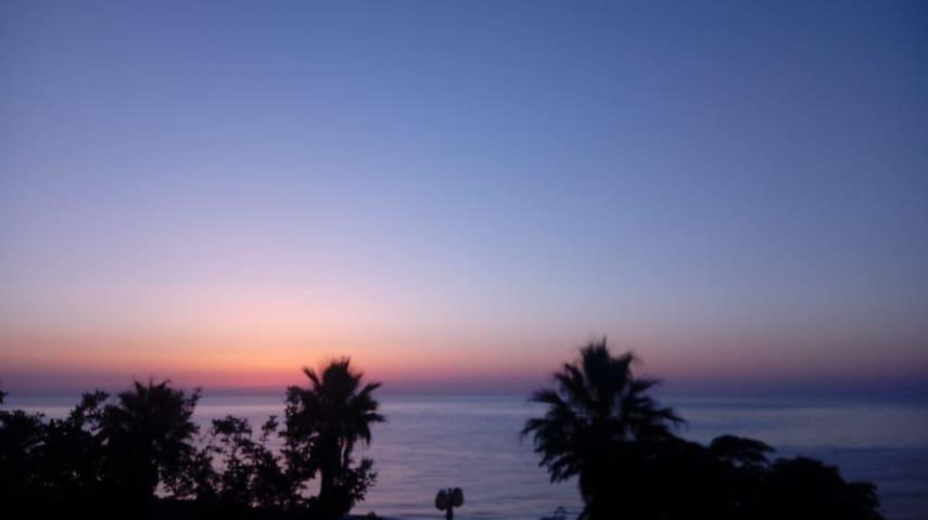 Alloggio vacanze sul mare