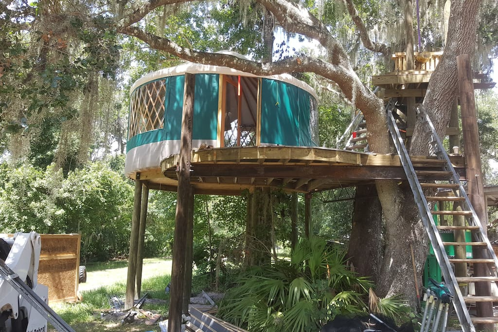 Treehouse at Danville available October 20 17th