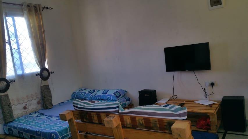 Charming & Cozy Studio apartment in Bamburi.