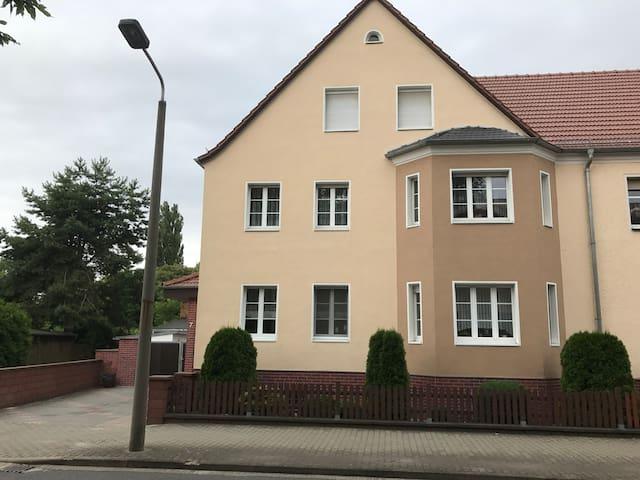 Ferienwohnung Jüterbog Familie Ringel