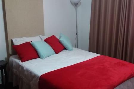 Apartamento top mobiliado 1 quarto St Sul-Goiânia