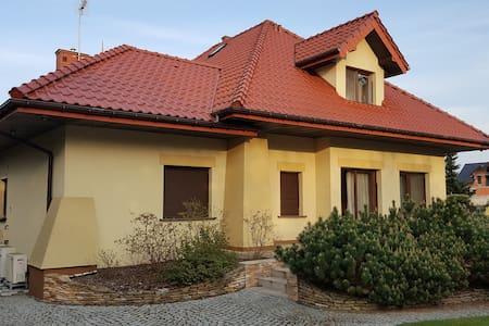 WILLA Z OGRODEM NAD ZALEWEM - Jedlnia-Letnisko