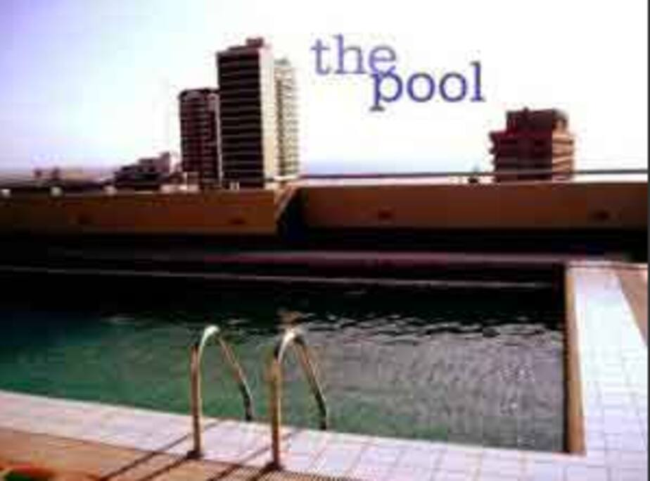 MCP swimming pool