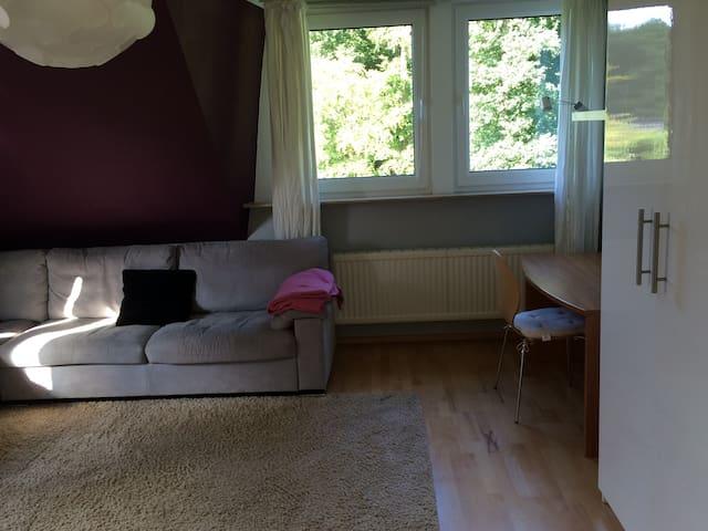 Kiel: 1,5 ZW mit Bad,Küche, Wlan,TV - Kiel