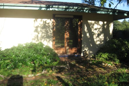 Strawbale guesthouse - Boonville - Gästhus