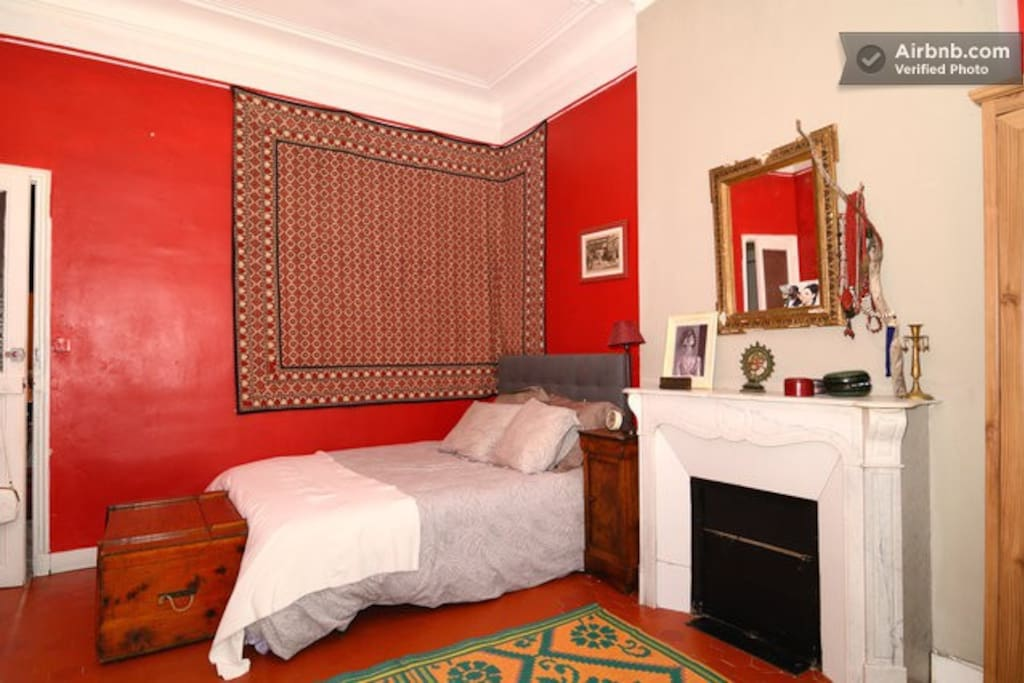 central bed room