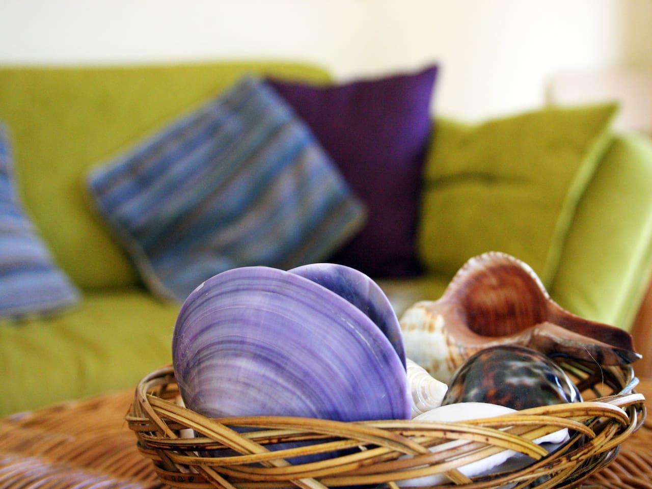 Casa Nereidi è una casa vacanza confortevole e ben arredata, che ci piace condividere ///// Casa Nereidi is a comfortable and well-appointed holiday home, which we like to share