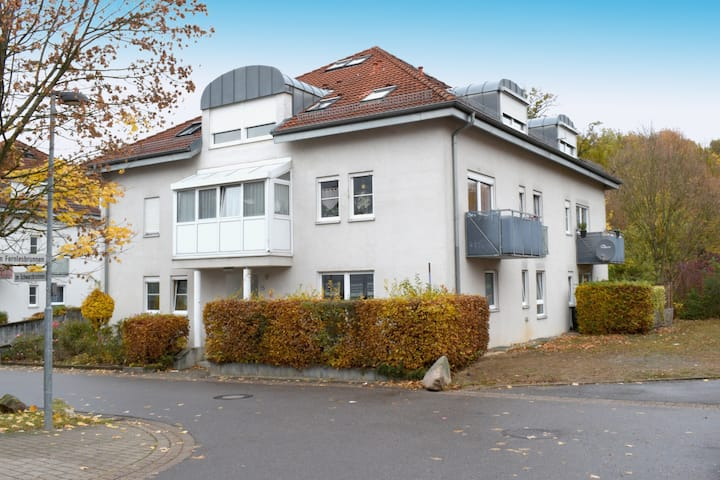 Praktisches Apartment in Bad Friedrichshall