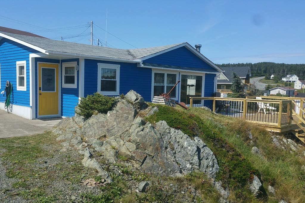 Little wild cove cottage cabins for rent in twillingate for Cabins in newfoundland