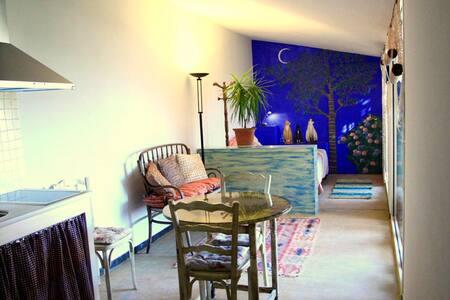 apartamento con piscina -el girasol - Corça - Apartment