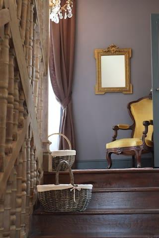 Chateau de Baylac chambres d'hôtes - Bugnein - Slot