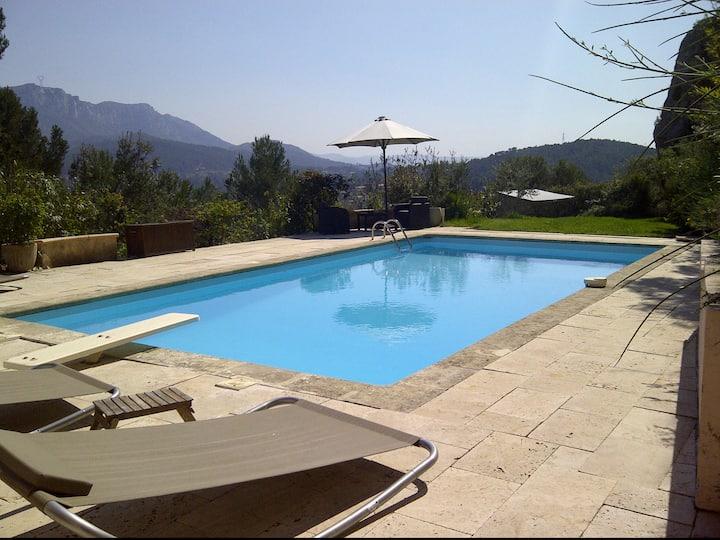 2 Chambres d'hôtes en Provence B&B