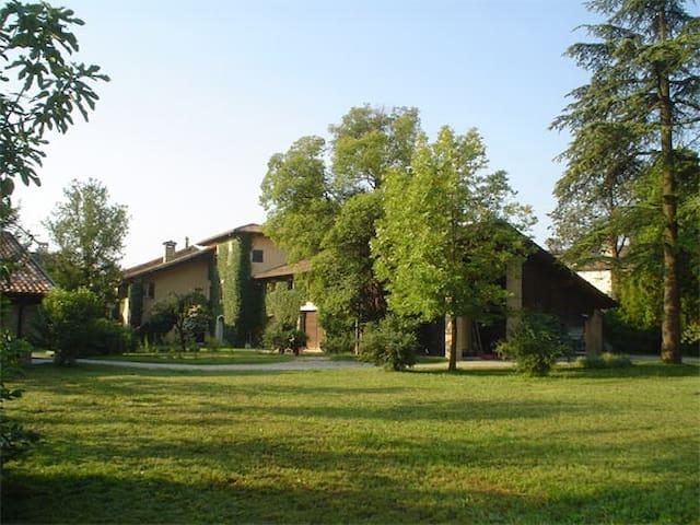 Casa Antica Mosaici  - Clauiano UD - Clauiano - บ้าน
