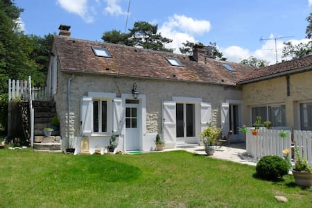 Guesthouse near Fontainebleau - Wohnung