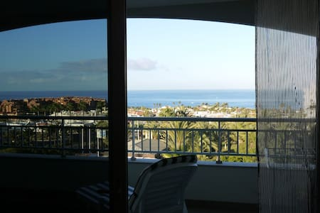 Comfortable apartment, ocean view - Palm-Mar