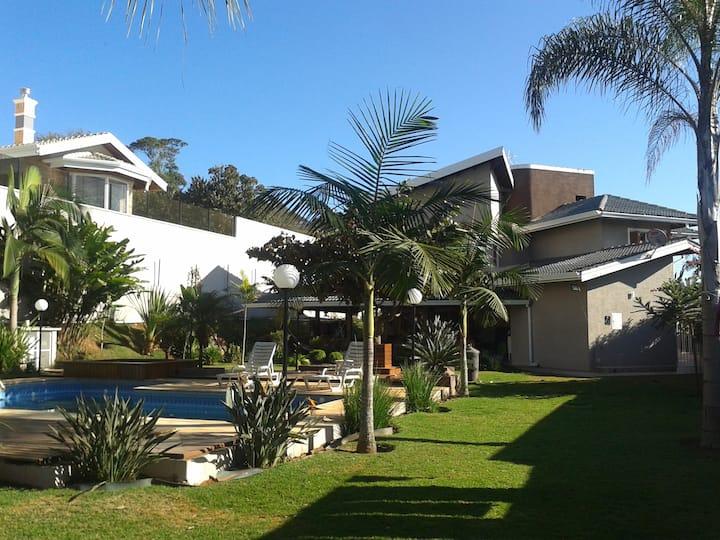 Casa de Campo Aconchegante com Wi-Fi fibra