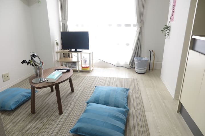 Regal Room!1 min to Sta.Near Namba/Dotonbori#SMN27