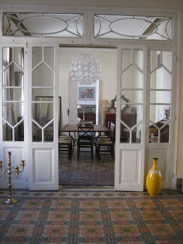 Charming apartment in old Tangier - Tangier - Apartment