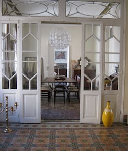 Charming apartment in old Tangier - Tangier
