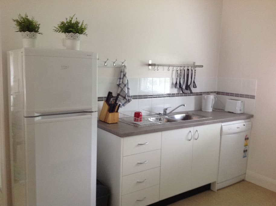 Kitchen all new appliances