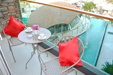 Pool view apartment in Patong! - Patong - Apartament
